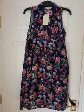BNWT See U Soon Women's Party Dress Blue (Navy) Size 12 RRP £84.99