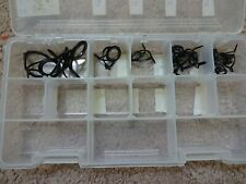 Bulk lot Rod Building Wrapping guides American Tackle 8-20