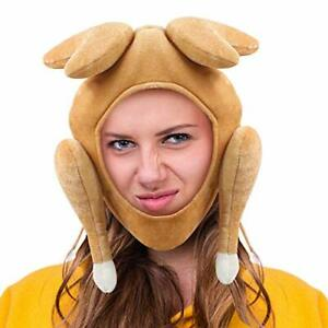Thanksgiving Turkey Hat,Thanksgiving Funny Party Hat for Thanksgiving and