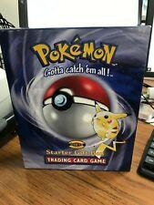 1999 Pokemon Starter Gift Box - Incomplete -Wb7