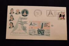 SPACE COVER 1977 SLOGAN CANCEL 1ST DAY USE NEW SLOGAN SPACE SHUTTLE (4287)