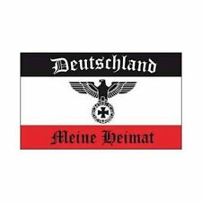 DR2 - Deutschland Meine Heimat Adler Fahne XXL