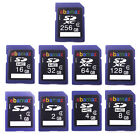 Ebamaz SD Card 2/4/8/16/32 GB High Speed Memory Card for Camera/phone/ DV + Case