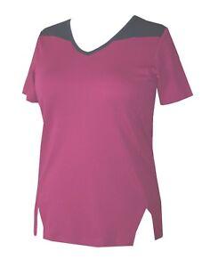 Schneider Sportswear Damen Shirt Pulli T-Shirt Gr. 40 beere Kurzarmshirt