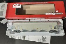 NEW Atlas Master ACF 5800 Plastics Covered Hopper Americas Styrenics ASOX #21683