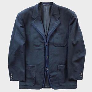 Comme Des Garcons Homme AD1996 Rare Trimmed Blazer Jacket CDG Vintage Plus