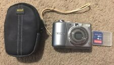 Canon PowerShot A1100 IS Digital Camera - 12.1 MP...with Case and 4GB SDHC Card!