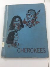 Cherokees - Marion Israel (1961, Hardcover)