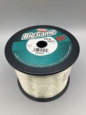 New listing Berkley Bg120-15 Trilene Big Game Clear 1 Lb Spools 2600 Yd Of 20 Lb Test Line