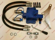 Single Spool Double Acting Hydraulic Remote Valve Kit For Ford Tractor 290066