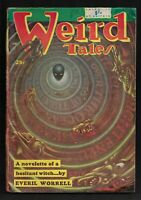 WEIRD TALES British Edition No.21 1952 Kelly Freas Cover