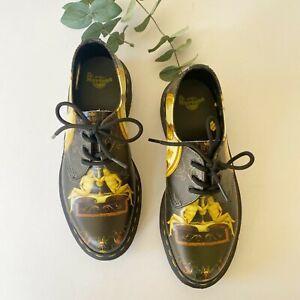 Dr. Martens Di Paolo 1461 Ltd. Edition Museum Shoes Sz 6