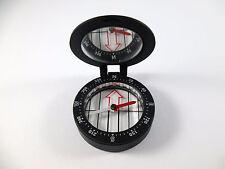 TROIKA GUIDE Kompass Taschenkompass schwarz