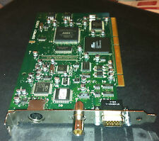 Viewcast Osprey 530 RoHS PCI-X Analog Video Capture Card 94-00197-01 Rev F
