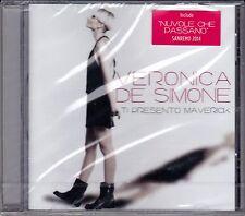 CD ♫ Compact disc «VERONICA DE SIMONE ♪ TI PRESENTO MAVERICK» nuovo sigillato