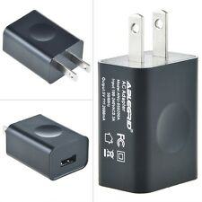 US Plug 5V 2A USB Port Wall Charger 5 Volt 2 Amp AC-DC Power Adapter Converter