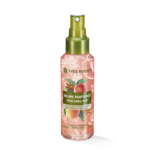 Yves Rocher Perfumed Hair Mist Peach Star Anise Energizing Vegan Botanical 100ml