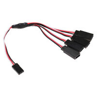 1pcs 150mm Y Type Servo Extension Lead Wire Cord Cable for Futaba RC JR Part