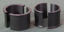 Spacer set for scope rings, 26mm scope tube in 30mm rings.