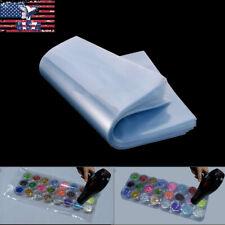 Multi-Size Heat Shrink Films Wrap Heating Seal Packaging Protectors Bags Gagets