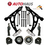 FOR AUDI A3 2003-2013 FRONT LOWER WISHBONE CONTROL SUSPENSION ARMS FULL KIT