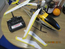 UNTESTED T SERIES T-40 RC MODEL HELICOPTER FOR PARTS