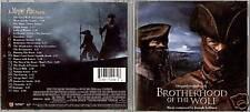BROTHERHOOD OF THE WOLF Joseph LoDuca RARE OOP CD