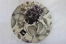 Andrew Tanner Royal Stafford Clematis Floral Lavender Purple Serving Platter