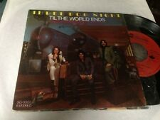"THREE DOG NIGHT SUNG IN SPANISH 7"" SINGLE SPAIN - TIL THE WORLD ENDS"
