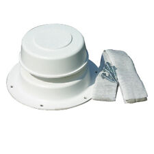 Plumbing Sewer Vent Roof Cap & Base Kit w/butyl tape and screws - RV - Camper