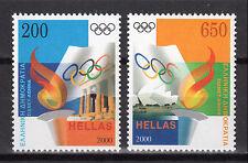 GREECE 2000 SYDNEY OLYMPIC GAMES MNH