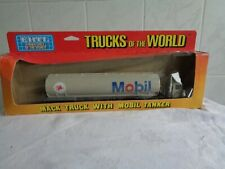 "Vintage ERTL No 1443 "" MACK TRUCK With MOBIL TANKER "" Trucks Of The World"