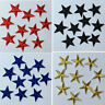 10x DIY Cup Star Embroidery Sew Iron On Patch Badge Clothes Applique Bag Fabric