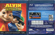 ALVIN SUPERSTAR - BLU-RAY (NUOVO SIGILLATO)