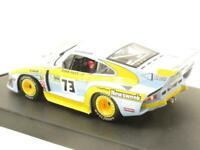 Quartzo Diecast 3008 Kremer K3 Newsweek Le Mans 1980 1.43 Scale Boxed