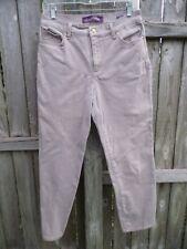 Gloria Vanderbilt Amanda Beige Jeans Size 10...............................Z222