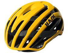 Kask Valegro Team Ineos Road Cycling Helmet - Yellow