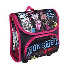 Monster High    Kindergarten Rucksack  Vorschulranzen  schwarz  23 x 21 x 11 cm