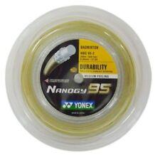Yonex Nanogy Nbg 95 200M Rollo Cuerda para Raqueta de Badminton Nuevo Wow