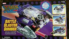 Vintage 2000 X-Men Battle Blaster Bomber Hand Held Jet NEW