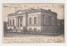 Missoula,MT.Public Library,Missoula Couty,Used,Browning,1906