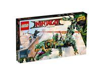 LEGO® THE NINJAGO MOVIE 70612 Mech-Drache des Grünen Ninja NEU / OVP