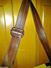 NEW MICHE bag BROWN ADJUSTABLE Long Shoulder STRAP inc 2 RINGS fits DEMI  PRIMA