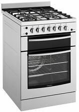 NEW Westinghouse WFG617SA 60cm Freestanding Natural Gas Oven/Stove