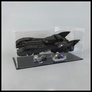 Acrylic Display Case for the  LEGO® 1989 Batmobile™ (76139)