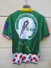 Maillot cycliste LA JALABERT Mazamet Castres camiseta collection maglia shirt L