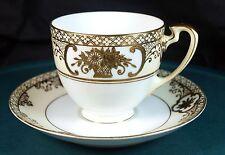 6 x Noritake Basket Of Flowers Tea Cups & Saucers New Unused 44318