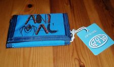 *NEW* Animal Barrt Oceanic Blue Trifold Wallet
