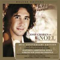 Josh Groban - Noël 10th Anniversaire Edition Deluxe Neuf CD