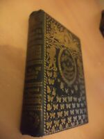 PEG WOFFINGTON old antique book CHARLES READE novel story HUGH THOMSON 1899
